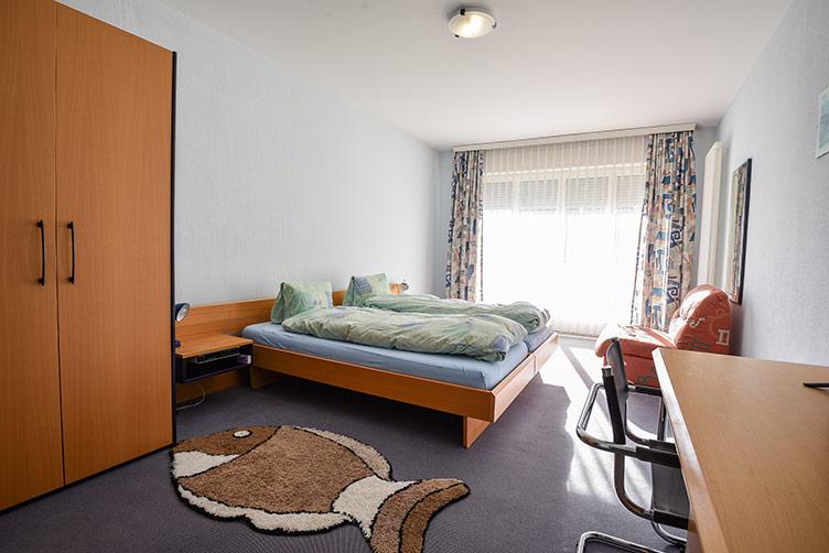 L'hôtel dispose de 9 chambres